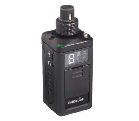 TX-XLR Wireless XLR Transmitter for RodeLink Systems