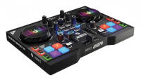 Hercules - DJControl Instinct P8 Party Pack w/ 8 Light-Up Wristbands