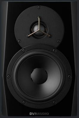 LYD-5B Powered Reference Monitor, each - Black