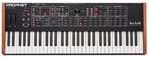 Prophet Rev2-08 8-Voice Analogue Polyphonic Analog Synthesizer