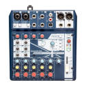 Soundcraft - Notepad-8FX 8-Channel Small-format Analog Mixer