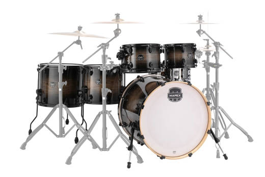 Armory 6-Piece Studioease Fast Shell Pack - Black Dawn