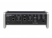 Tascam - US-2x2 2-Channel Audio/MIDI Interface w/ HDDA Mic Preamps and iOS Compatibility