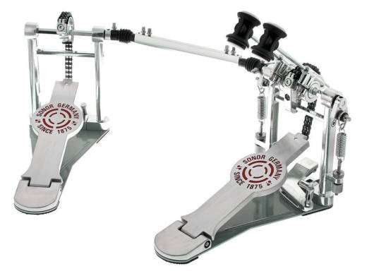 DP 4000 Bass Drum Double Pedal with Bag