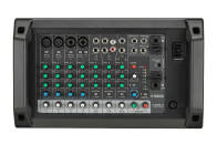 Yamaha - EMX2 10-Channel Powered Compact Mixer