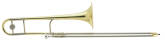 King - Professional Model 3b Tenor Trombone Outfit