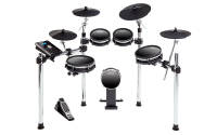 Alesis - DM10 MKII Studio Kit - 9-Piece Electronic Drum Kit with Mesh Heads