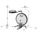 Pearl - Compact Traveler Kit 18 Bass Drum and 10 Snare