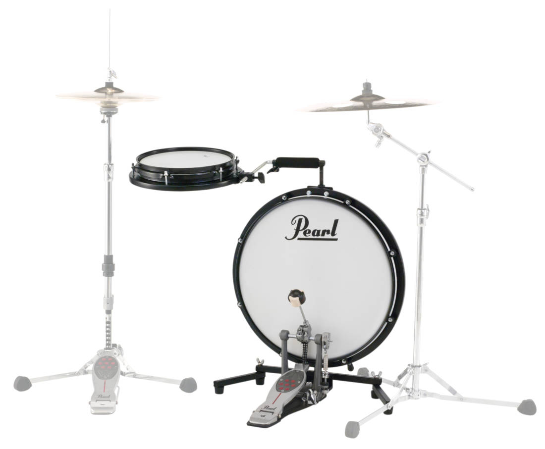 Pearl - Compact Traveler Kit 18'' Bass Drum and 10'' Snare