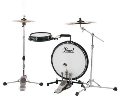 Compact Traveler Kit 18'' Bass Drum and 10'' Snare