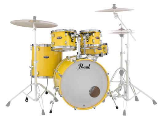 Decade Maple 5-Piece Shell Pack - Solid Yellow