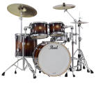Pearl - MCX Limited Edition Mahogany 4-Piece Shell Pack (22,10,12,16)