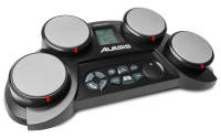 Alesis - CompactKit 4  4-Pad Portable Tabletop Drum Kit