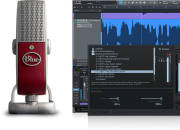 Blue Microphones - Raspberry Studio All-in-One Mobile Recording System