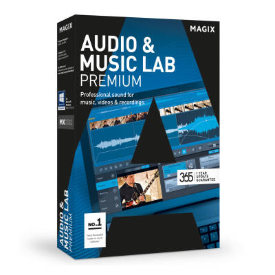 Magix Software Samplitude Music Studio