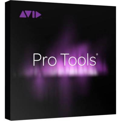 Pro Tools with 12 Months Upgrades and Support - Institutional