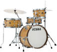 Tama - Club Jam 4-Piece Drum Kit w/Hardware and Throne - Satin Blonde