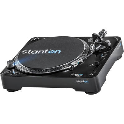 T.92 M2 Direct-Drive USB Turntable with S-Shape Tonearm