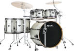 Tama - Superstar Hyper-Drive 5-Pc Shell Pack (22,10,12,14,16) in Maple - Satin Arctic Pearl
