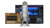 Blue Microphones - Yeti Studio Professional Recording System for Vocals