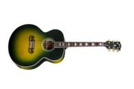Gibson - 2018 SJ-200 Acoustic-Electric - Iguana Burst