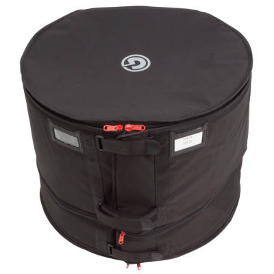 Flatter Series Foldable Bass Drum Bag - 20 Inches