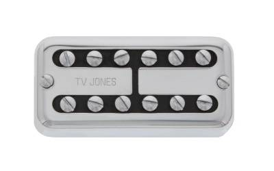 TV Classic Neck Pickup w/ Clip System - Chrome