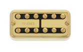TV Jones - TV Classic Plus Bridge Pickup w/ Clip System -  Gold