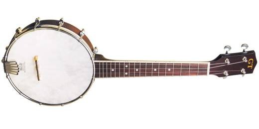 Concert Scale Banjo Ukulele with Gig Bag