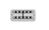 TV Jones - PowerTron Bridge Pickup, Universal Mount w/ Clip - Chrome