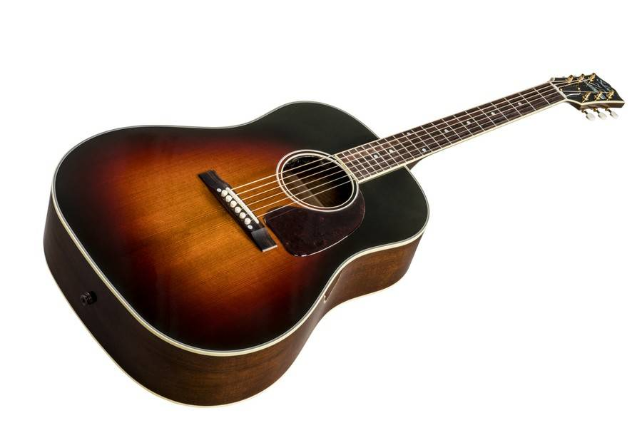 Gibson J-45 75th Anniversary Acoustic-electric 2017 Triburst 2019 New Fashion Style Online Musical Instruments & Gear Guitars & Basses