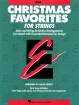Hal Leonard - Essential Elements Christmas Favorites for Strings - Conley - String Bass - Book