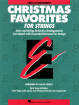 Hal Leonard - Essential Elements Christmas Favorites for Strings - Conley - Piano Accompaniment - Book