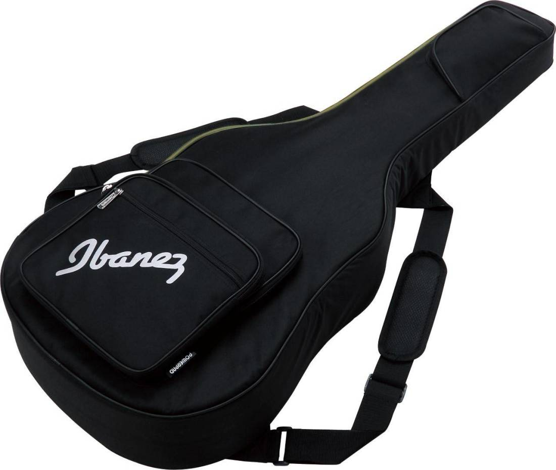ibanez powerpad gigbag for acoustic guitars long mcquade musical instruments. Black Bedroom Furniture Sets. Home Design Ideas