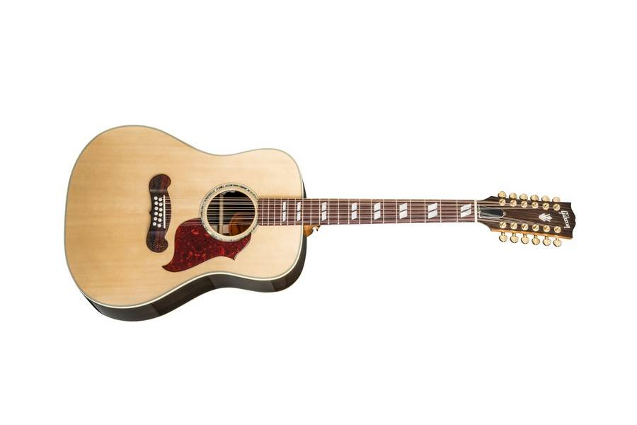 Gibson 2018 Songwriter 12 String Antique Natural