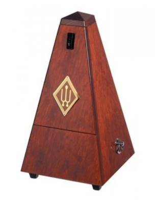 Wood Metronome with Bell