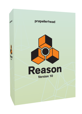 Reason 10 Full Version