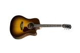 Gibson - 2018 Hummingbird Walnut AG Avant Garde - Walnut Burst