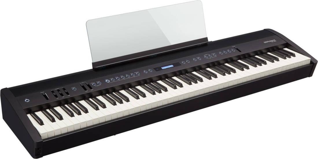 FP-60 Digital Piano w/Speakers - Black