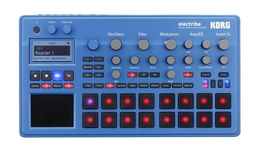 Electribe 2 Music Production Station - Blue