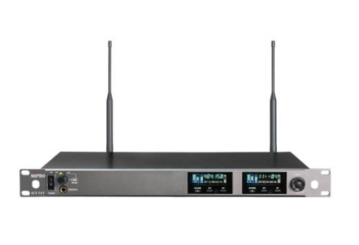 ACT-727 Full-Rack Dual-Channel True Diversity Receiver, Frequency 6A