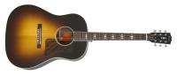 Gibson - 2018 Advanced Jumbo Acoustic Guitar - Vintage Sunburst