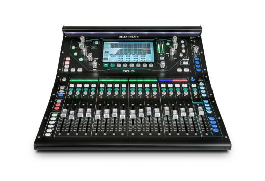 SQ-5 48 Channel 36 Bus Digital Mixer