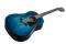 2018 J-45 Acoustic-Electric - Denim Blue