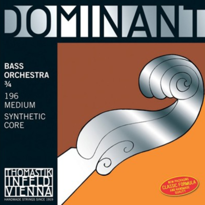 Dominant Double Bass String Set 3/4