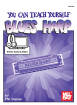 Mel Bay - You Can Teach Yourself Blues Harp - Duncan - Harmonica - Book/Media Online