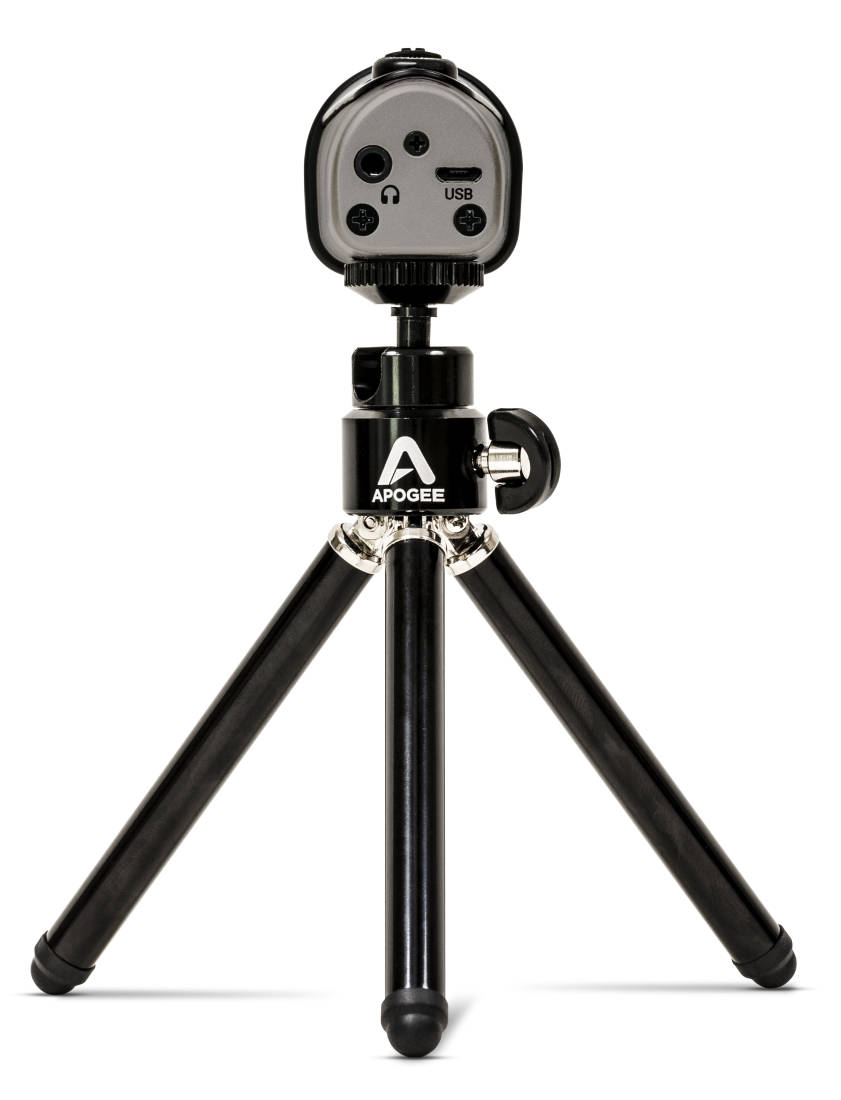 apogee mic plus usb microphone for ipad iphone mac and pc long mcquade musical instruments. Black Bedroom Furniture Sets. Home Design Ideas