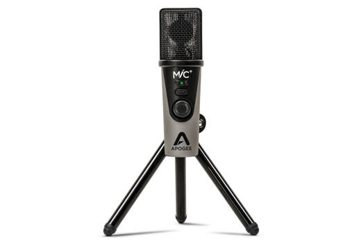 MiC Plus USB Microphone for iPad, iPhone, Mac and PC