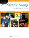 Hal Leonard - Simple Songs: Instrumental Play-Along - Keyboard Percussion - Book/Audio Online