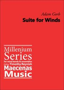 Suite for Winds - Gorb - Woodwind Ensemble